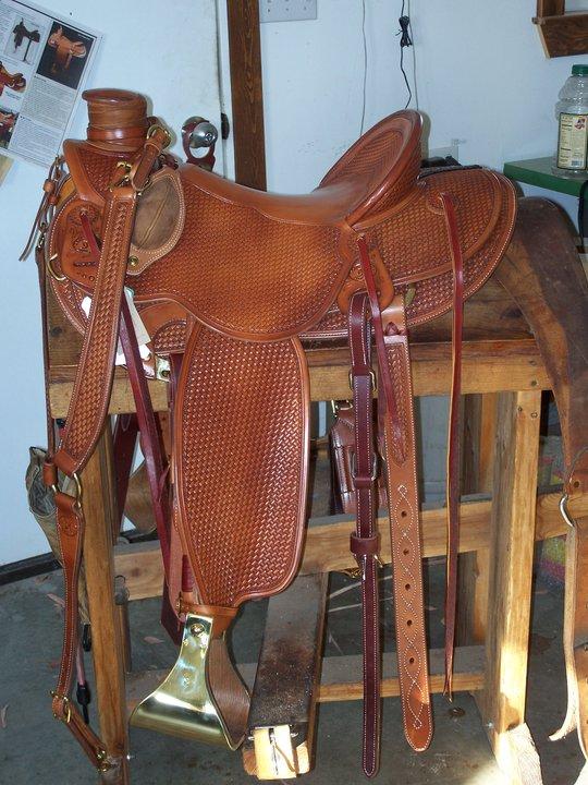 DK Saddlery | Custom Saddles and Tack
